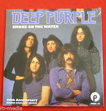 "Deep Purple Smoke on The Water 7"" Vinyl Europe EMI 2012 Limited Edition 40th"