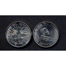 VATICANO Giovanni Paolo II 100 Lire 1999  FDC ( UNC)