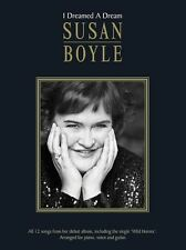 Susan Boyle I Dreamed A Dream PLAY Love songs Piano Guitar PVG Music Book
