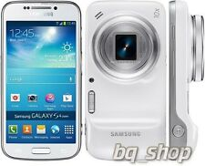 Samsung Galaxy S4 Zoom SM-C101 White 16MP HSDPA WI-FI Android Camera Phone