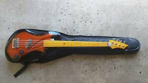 Lace Helix 4 String Bass