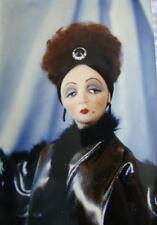 Molded Felt Kit To Make Boudoir Doll 19 in. Beautiful