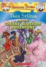 Thea Stilton and the Cherry Blossom Adventure: A Geronimo Stilton Adventure