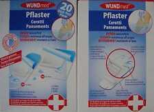 Pflaster extrem wasserfest 2 Größen Von Wund Med