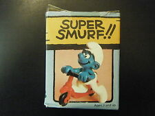 6739 (4.0230) SUPER SMURF – SCOOTER - NEW IN W. BERRIE BOX