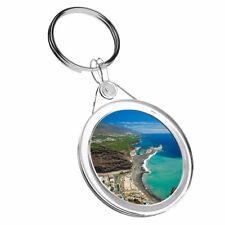 1 X La Palma Canary Island - Keyring IR02 Mum Dad Kids Birthday Gift #16548