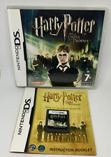 Harry Potter And The Order Of The Phoenix DS Game - Excellent Condition