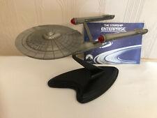 More details for franklin mint pewter star trek original series the starship enterprise ncc-1701
