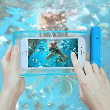 Водонепроницаемый чехол для мобильного телефона синий