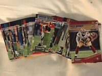 2018 Panini Playoff Goal Line Blue Parallels Pick from list complete set