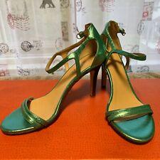 BRUNO PREMI Authentic Designer Sandals, SZ 38 (US 8)