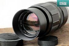 Jupiter-21M lens 4/200 Russian Lens Zenit Pentax Praktica M42 mount #835547