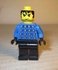 LEGO Soccer Goalie Minifigure Number 1 Blue Shirt