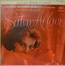 "GEORGE CISAILLEMENT - SATIN AFFAIR 12"" LP (P228)"