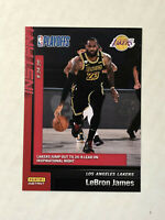 LeBRON JAMES 2019-20 Panini Instant PLAYOFFS RARE SP /2067! #171! LAKERS!