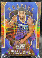 ZION WILLIAMSON PANINI BLACK FRIDAY Rookie Card Future Frames SP 14/99 #RC1