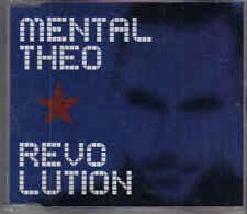 Mental Theo-Revolution cd maxi single 8 tracks