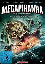 MegaPiranha  3D mit 2 Brillen    (DVD)    New    Neuware