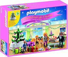 Playmobil 5496 Advent Calendar w/ Light Up Christmas Tree 2013 New Sealed 119 pc