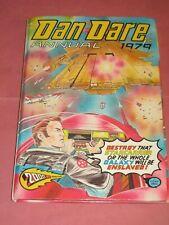 Dan Dare Annual 1979 Comic Book Eagle Mekon Judge Dredd Survivor 2000AD