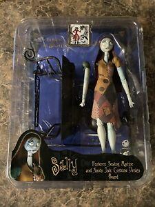 Neca Nightmare Before Christmas Series 3 Sally Damaged Vintage Action Figure