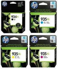 HP 4er Set 934XL/935XL Multipack Tintenpatronen Multipack Angebot MHD abgelauf!