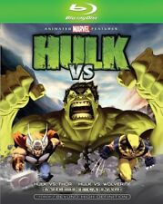 Hulk Vs [New Blu-ray] Ac-3/Dolby Digital, Dolby, Digital Theater System, Dubbe