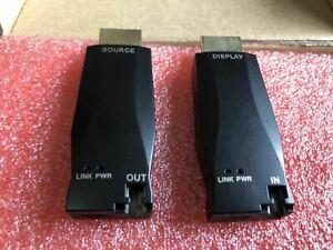 Pewin HDMI over Fiber Optic Cable Extender (Tx/Rx) Set