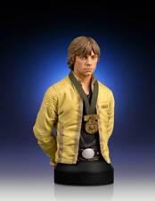 Star Wars LUKE SKYWALKER HERO OF YAVIN mini bust/statue~Gentle Giant~Vader~NIB