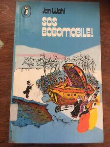 Jan Wahl - Sos Bobmobile, vintage Puffin Classic pb