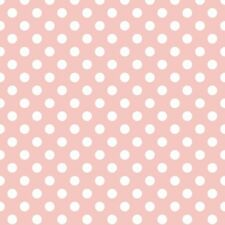 Twice As Nice Dots Pink by The Quilted Fish for Riley Blake, 1/2 yard fabric