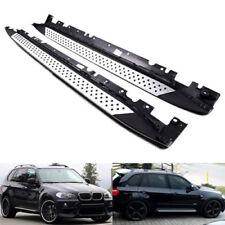 Running Boards for 2007-2013 BMW X5 E70 Aluminium Nerf Bars Side Step Left+Right