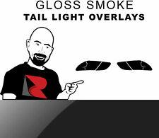 Rtint Tail Light Tint Overlay for Chrysler Sebring 2007-2010 - Gloss Smoke