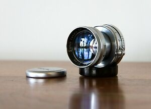 Canon Serenar 50mm f1.9 Collapsible LTM for M39 Leica Screw Mount Cameras
