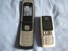 LOT DE 2 TELEPHONES  NOKIA