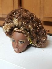 Barbie Gold Label Fashion Star War 3CPO Head  Model Muse AA 3CP0 Mbili