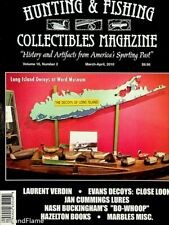 Hunting & Fishing Collectibles Magazine Volume 10 No 2 March April 2010