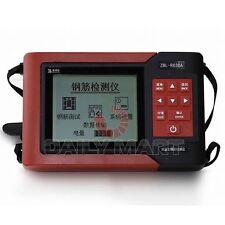 Brand New ZBL-R630A Professional Concrete Rebar Locator Scanner Tester Meter