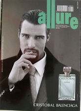 ALLURE 11 2001 Kartika Luyet Sophia Loren Thylly profumeria moda Mode Parfums