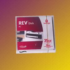 Iomega REV 35/90 GB Disk, 31159702, Data Cartridge Datenkassette, NEU & OVP