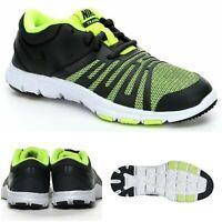 NIKE Training Flex Show TR 5 Boys/Women Athletic Shoes Black/Volt SELECT SIZE