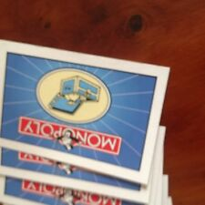 Monopoly Game Complete Set Of Community Chest Cards. Genuine Waddingtons Parts.