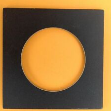 "Calumet (4"") Cc400 series lens board,drilled to Copal #3"