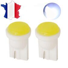 2 VEILLEUSE LED AMPOULE LED W5W T10 BLANC XENON 6000K Led Céramique