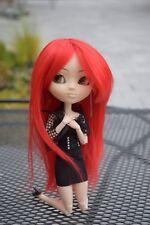 "Pullip wig red 8-9"""