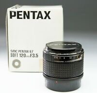 Smc PENTAX - 6x7 Soft 120/3,5