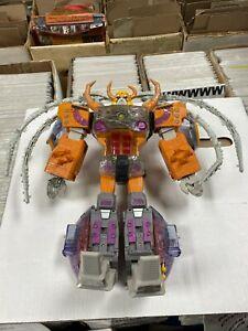 Transformers Armada Supreme Class UNICRON Figure INCOMPLETE