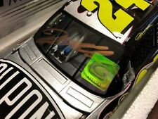 2010 Jeff Gordon SIGNED Dupont Law Enforcement Fund car Hologram & COA 1 of ??