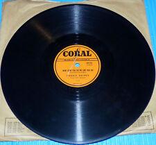 Connie Haines - How Come You Do Me Like You Do & Ol' Man Mose / Coral 78 E