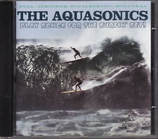 Play Songs For The Surfin' Set! by The Aquasonics (CD, 2006, Wormtone)